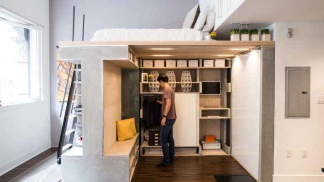 Small Es With Loft Beds