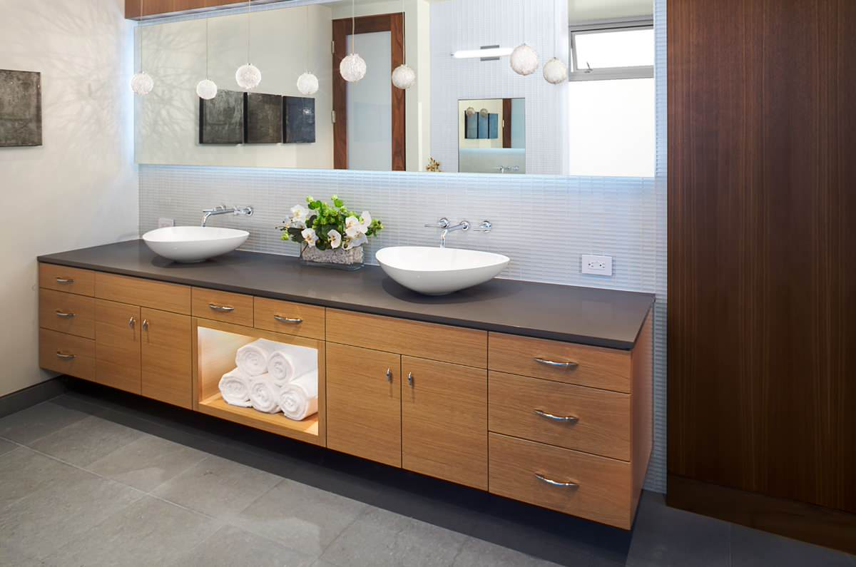 15 double vanities that are nothing short of inspiring