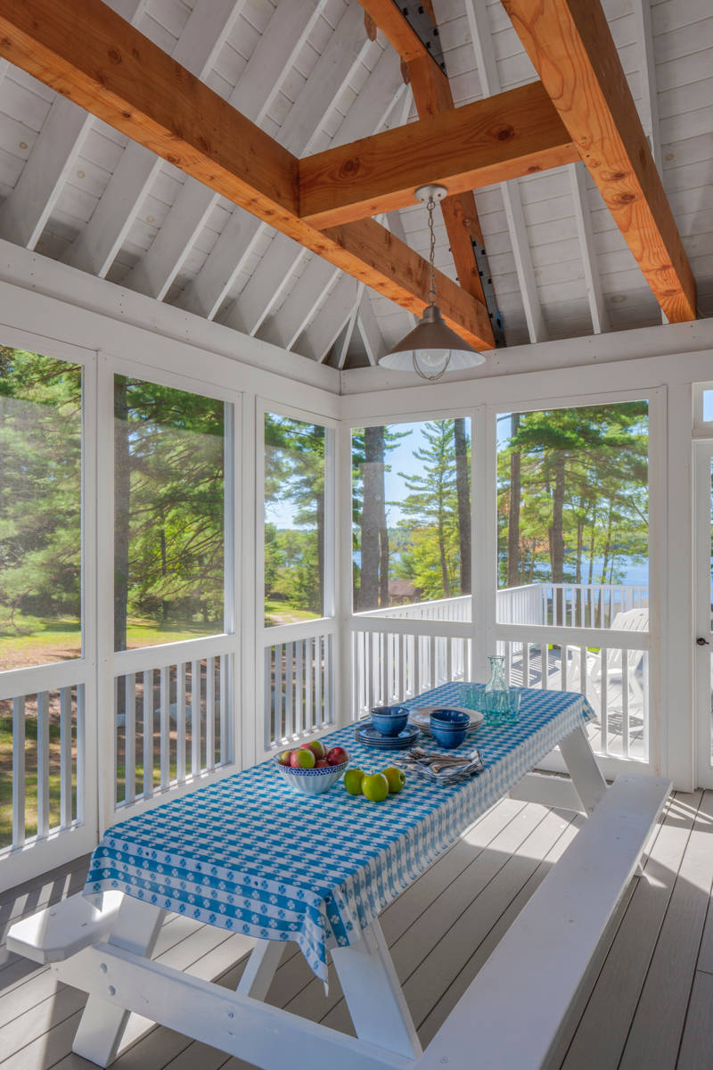 12 Tips To Rock Your Screened Porch