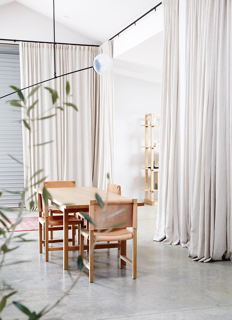 reinvent spaces with curtain room dividers