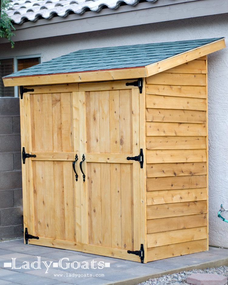 How To Build A Garden Shed From Scratch Simple Plans With Lots Of Charm