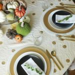 12 Modern Thanksgiving Table Setting Ideas