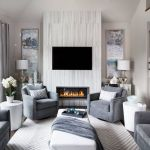 12 Backdrops To Make Your Mounted Tv More Interesting