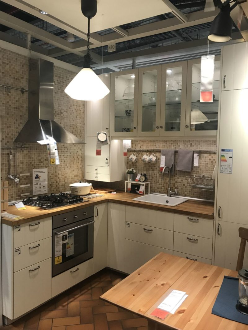 Small New Kitchen Cost