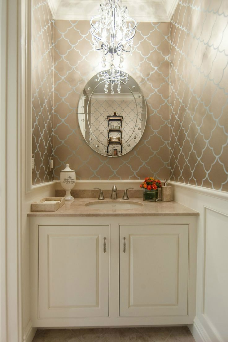 40 powder room ideas to jazz up your