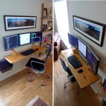 Small Computer Table Ideas That You Can Either Buy Or Craft Yourself