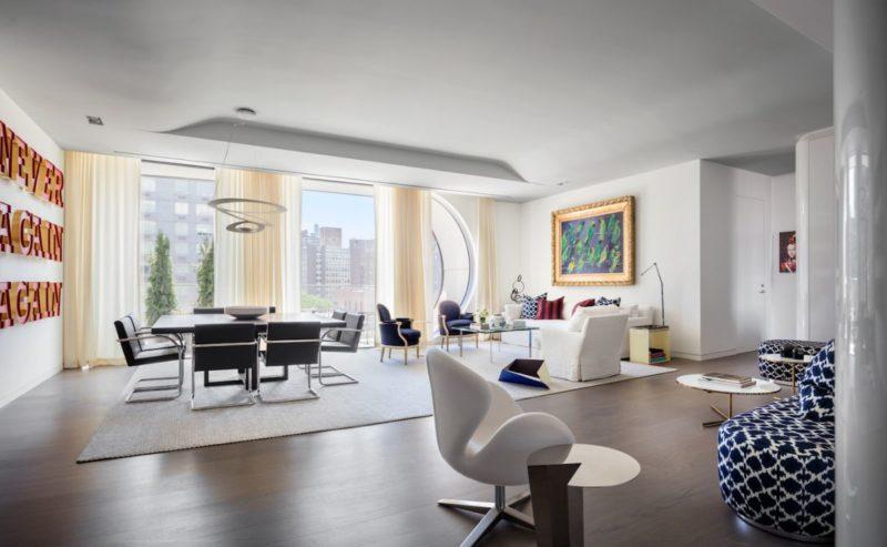 Luxury Apartment Room Interior