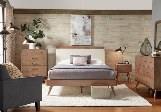Inspiring Mid-Century Modern Bedrooms With Exquisite Decors