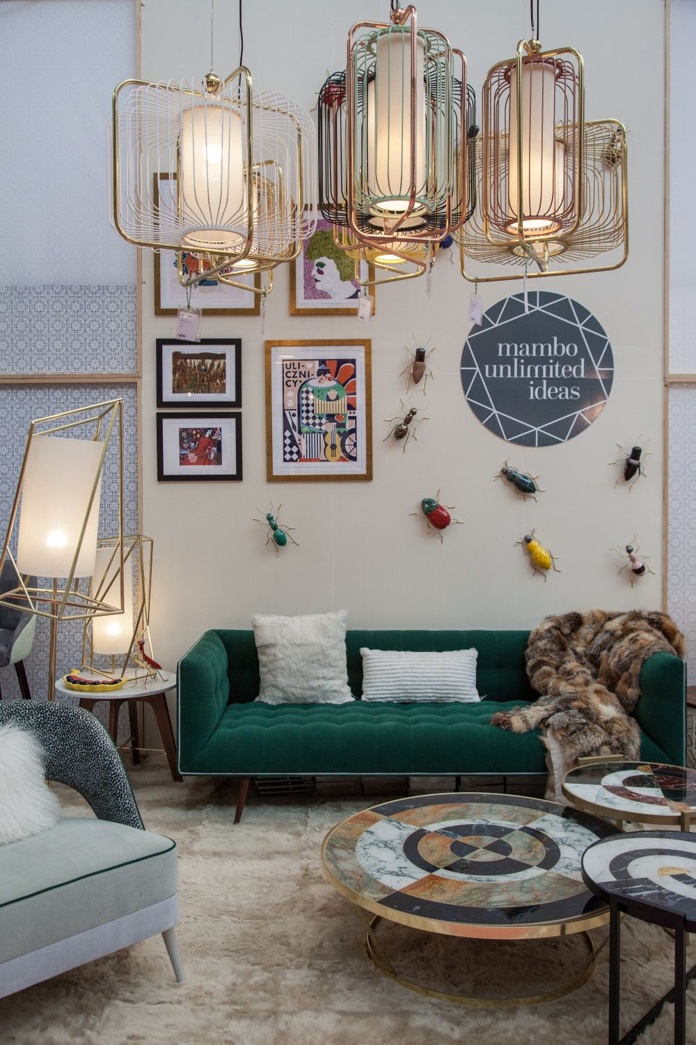 Fun Wall Designs To Turn a Blank Space into a Terrific Decor Element