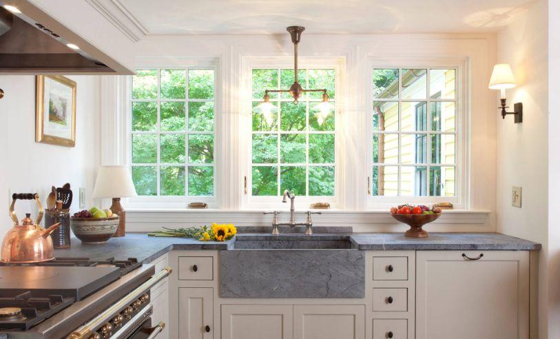 over sink kitchen lighting ideas that