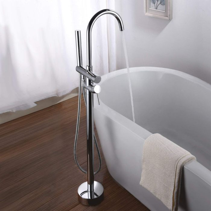 the best freestanding bathtub faucets