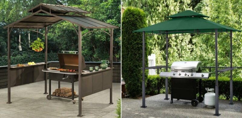 6 best bbq shelter and gazebos for