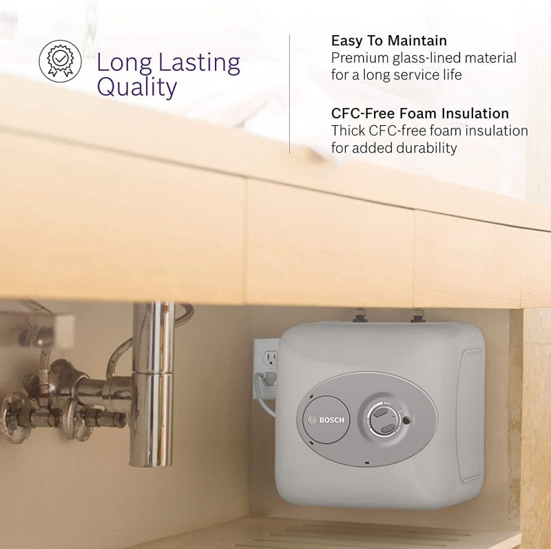 our guide to best under sink water heaters