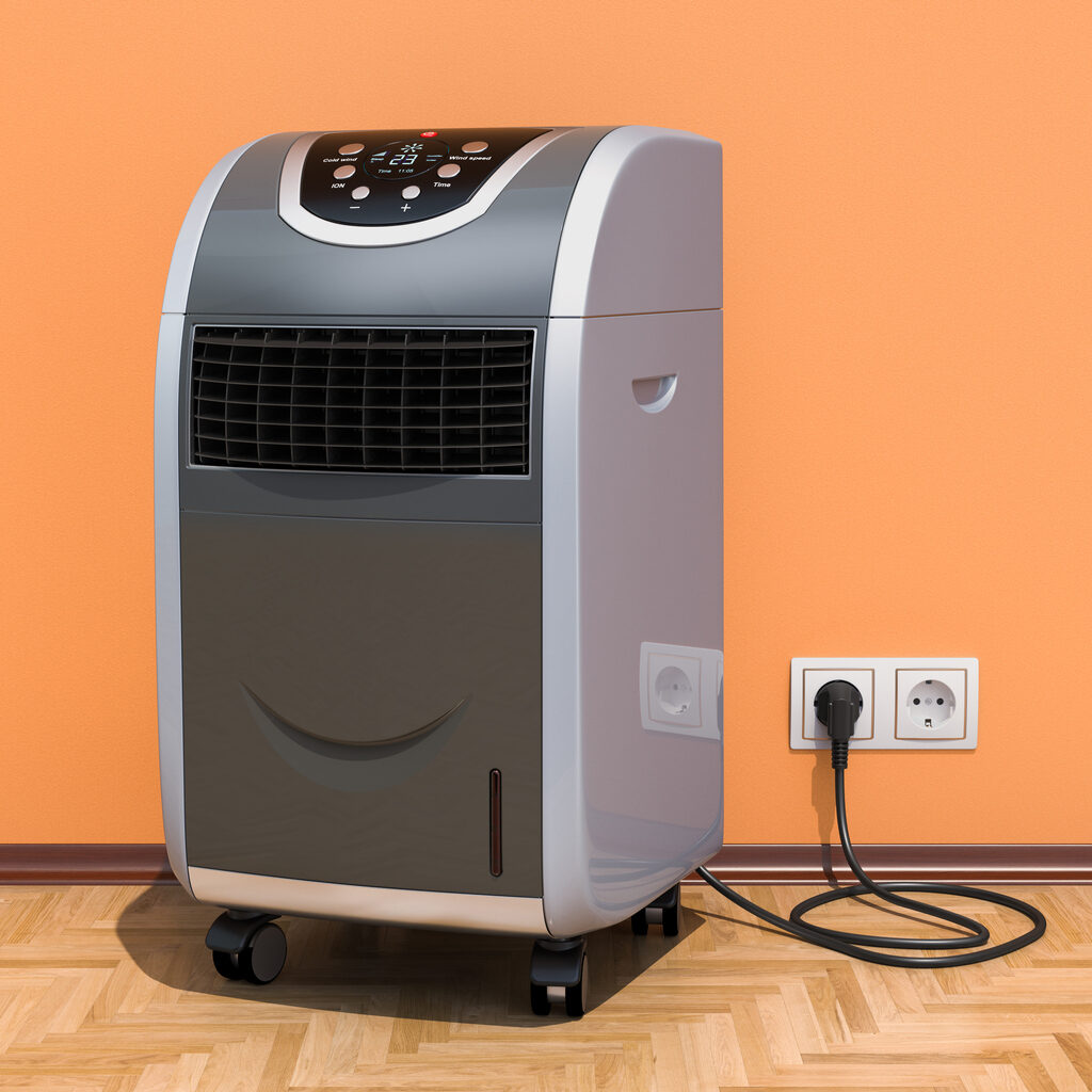 5 best quietest portable air conditioners to keep your home comfortable