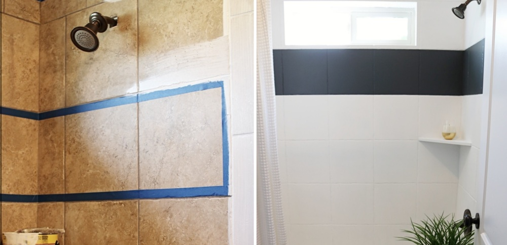 can you paint tile a guide on how to