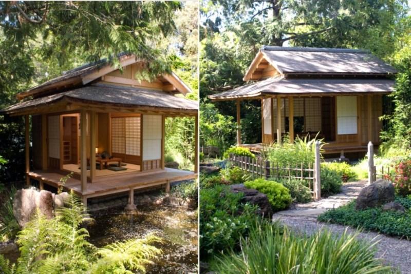 Backyard Japanese Garden Tips