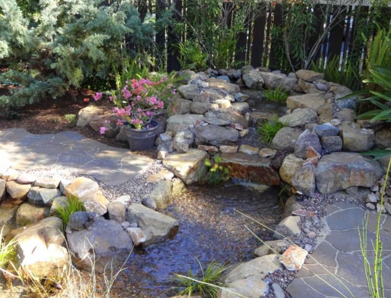 History Of The Backyard Japanese Garden