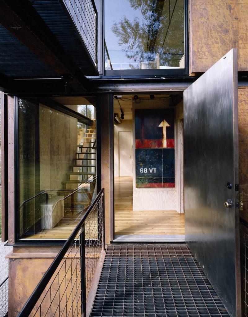 Delta Shelter By Olson Kundig Architects