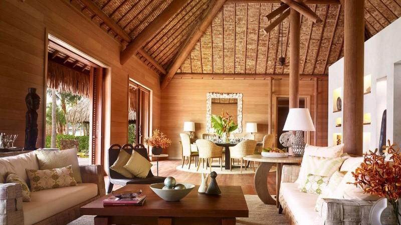 Four Seasons Resort Bora French Polynesia