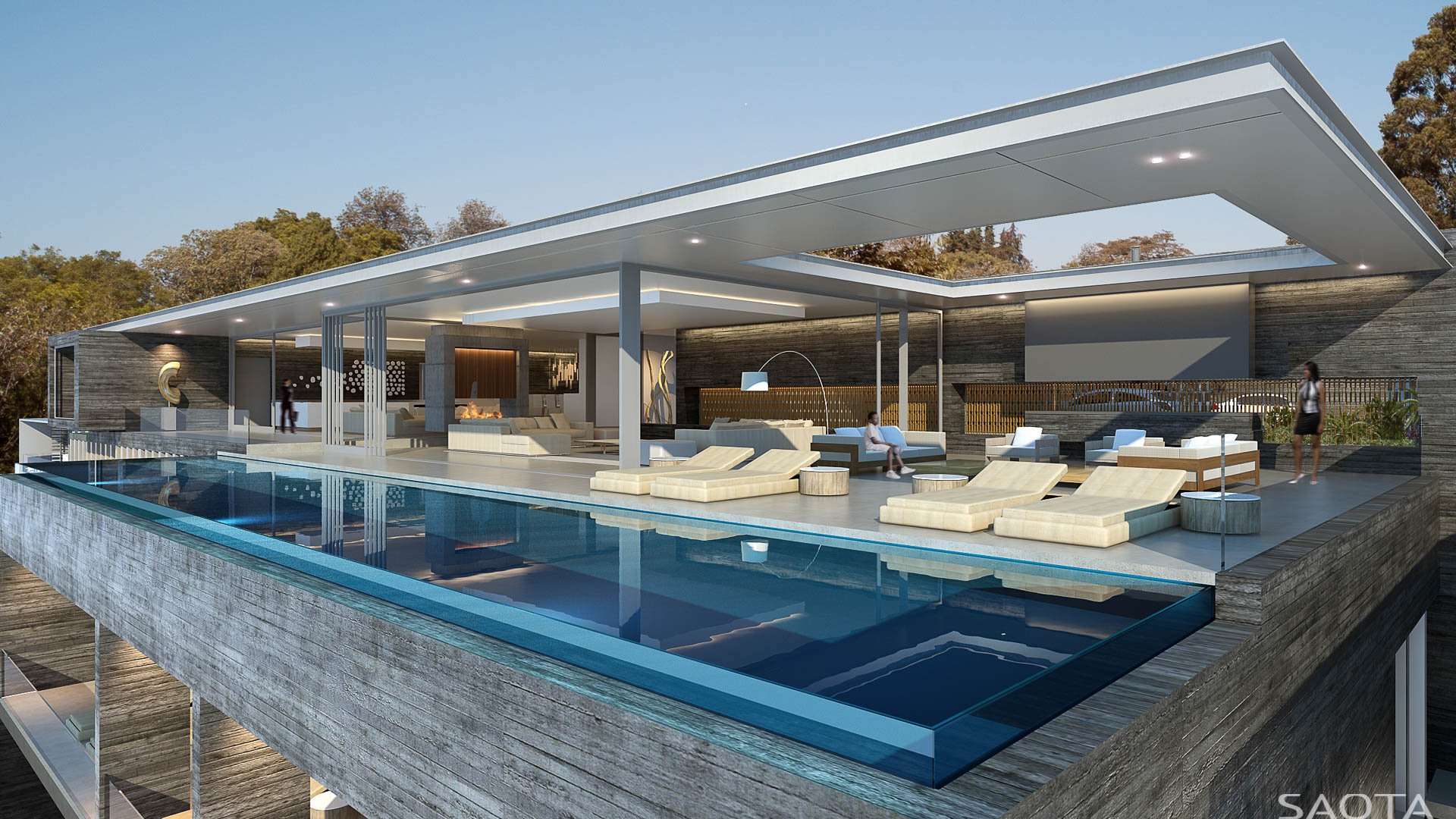 34 Yet To Be Built Modern Dream Homes By Saota