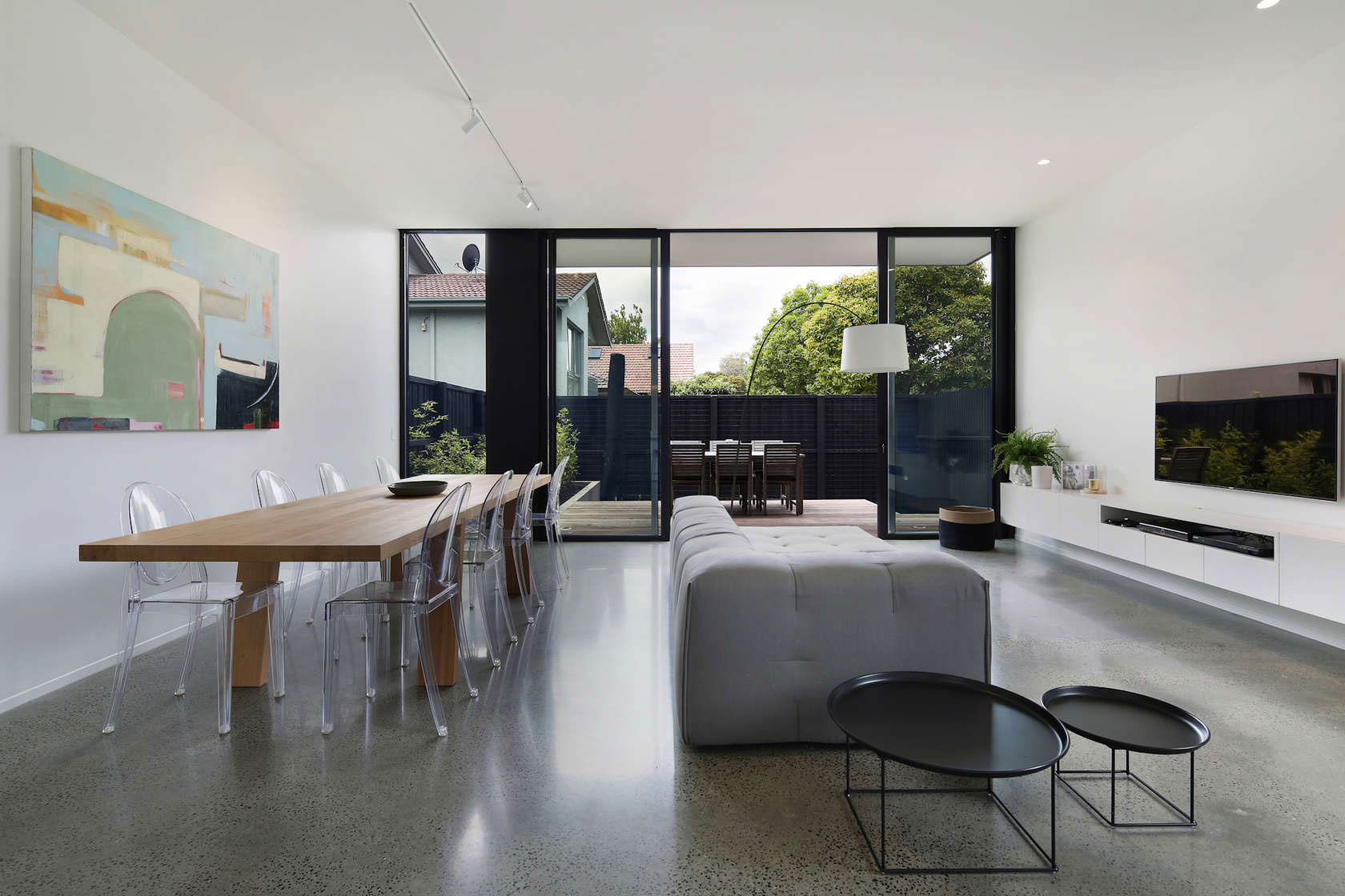 Cube House Kew By Carr Design Group
