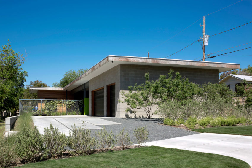 Norman D Ward Architect Renovate A Home In Fort Worth Texas