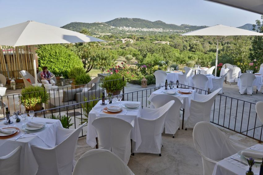 Cases de Son Barbassa 02 850x567 Stunning Luxury Hotel Located in the Natural Park of Levant in the East of Mallorca, Balearic Islands, Spain