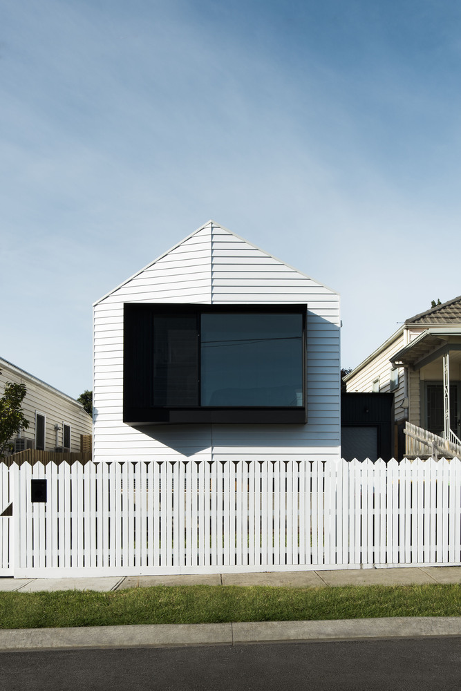 Datum House 02 A Modern Home in Ascot Vale, Australia
