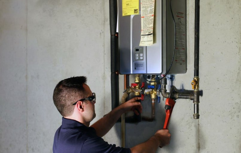 2020 Tankless Water Heater Cost