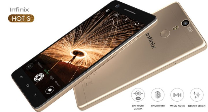 Image result for Infinix Hot S