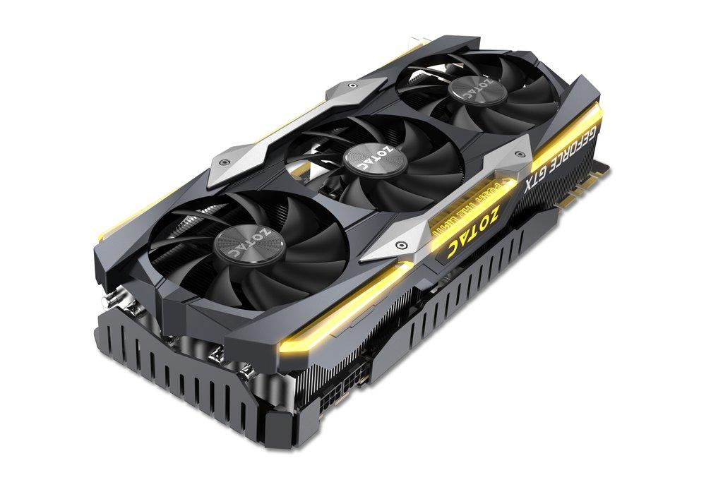 Zotac Geforce Gtx 1080 Ti Amp Extreme Gpu Price In Pakistan