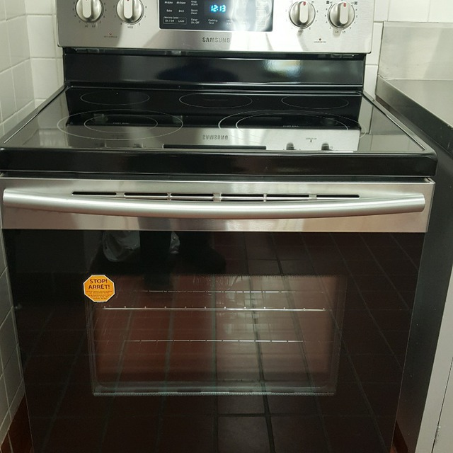 Lg Electric Oven Not Heating F7 Error Code