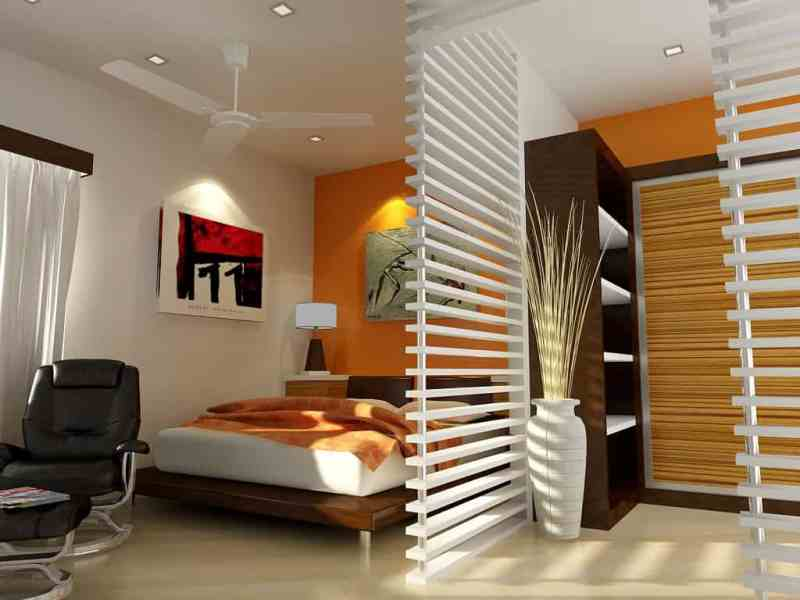 10 tips on small bedroom interior design homesthetics - Small Room Interior Tips