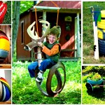 45 Diy Tire Projects How To Creatively Upcycle And Recycle Old Tires Into A New Life