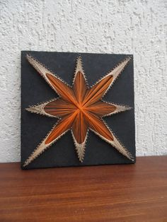 28 DIY Thread And Nails String Art Projects That Will