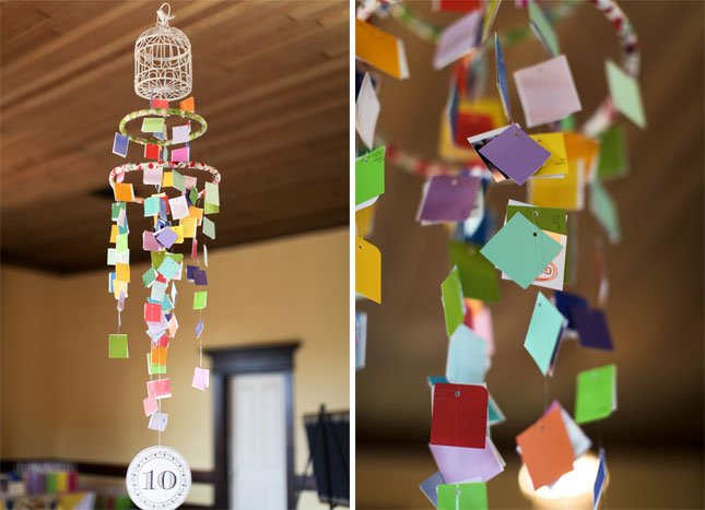 25 Creative Fun Paint Chip DIY Projects