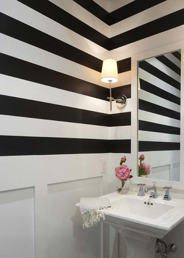 22 Extraordinary Creative Tips And Tricks That Will Enlarge Your Small Bathroom Design