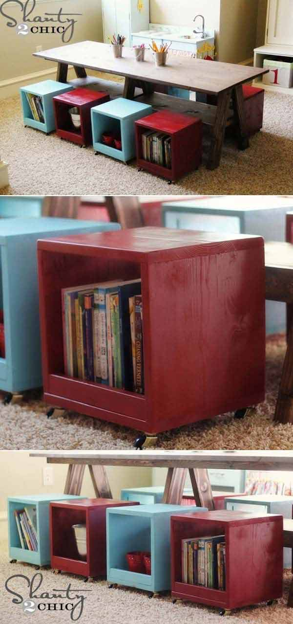 28 Smart Tips Tricks And Hacks To Organize Your Child S