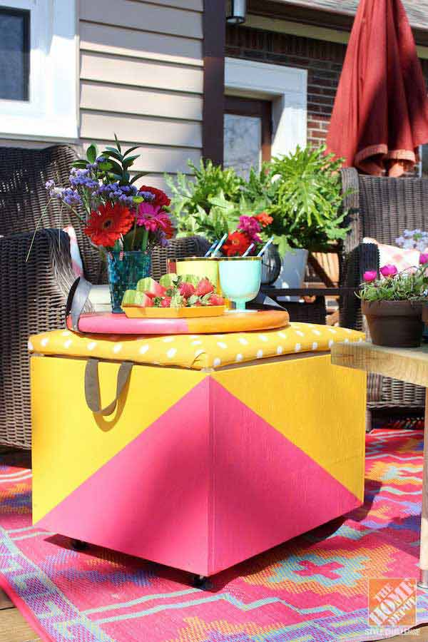 37 Insanely Creative DIY Backyard Furniture Ideas That Everyone Should Pursue homesthetics decor (21)