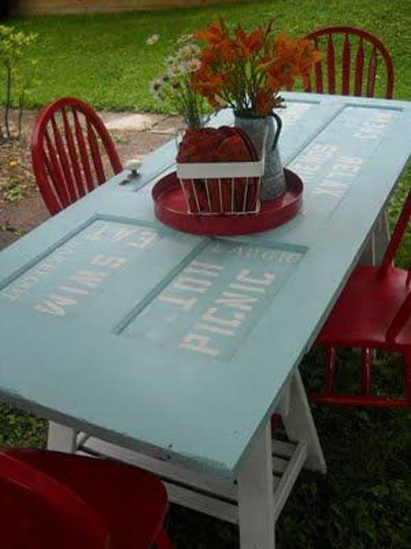 37 Insanely Creative DIY Backyard Furniture Ideas That Everyone Should Pursue homesthetics decor (23)