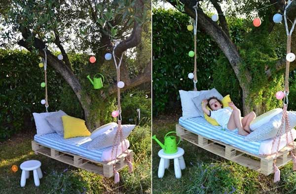 37 Insanely Creative DIY Backyard Furniture Ideas That Everyone Should Pursue homesthetics decor (29)
