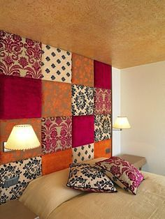 15 colorful headboard designs that will beautify your bedroom