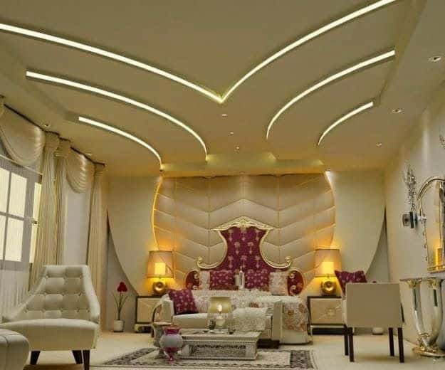 The Most Creative Ceiling Designs For Your Home