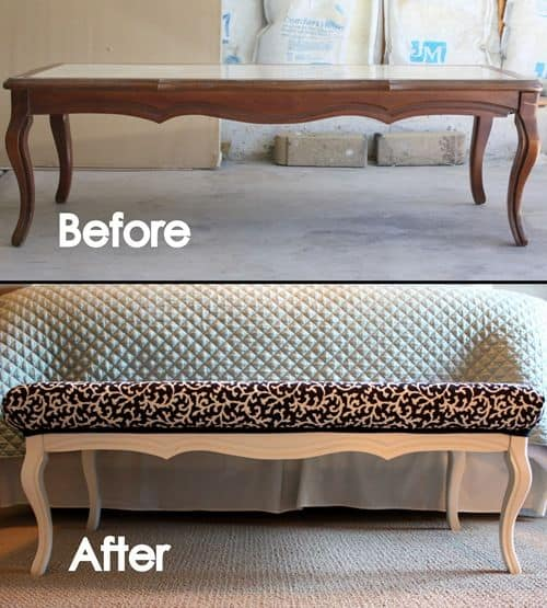 Refurbished Furniture Before And After