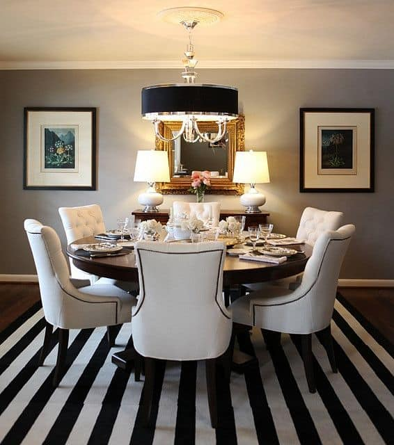 Organize Your Home With 20 Dining Room Furniture Decor Ideas 20 Dining Room Table Furniture Ideas  16