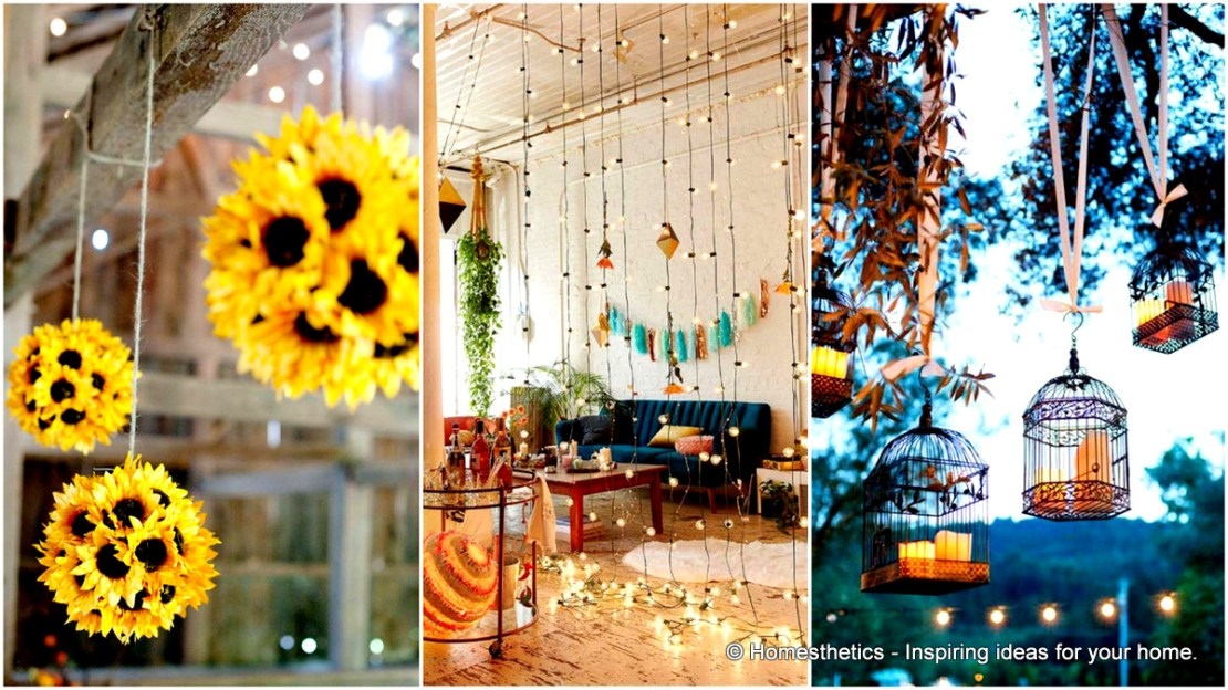 24 Insanely Beautiful Ceiling Decorations For A Splendid Decor