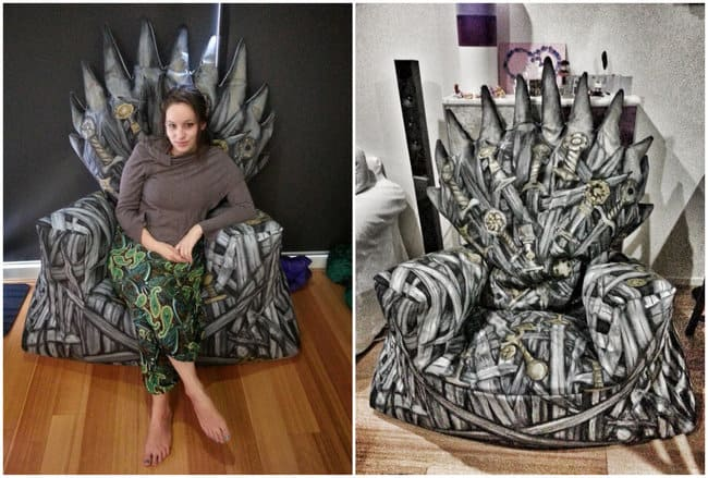 25 Brilliant Game Of Thrones DIY Projects All Men Must