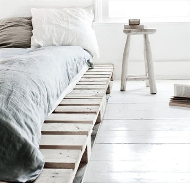 Floors Made Out Of Pallets