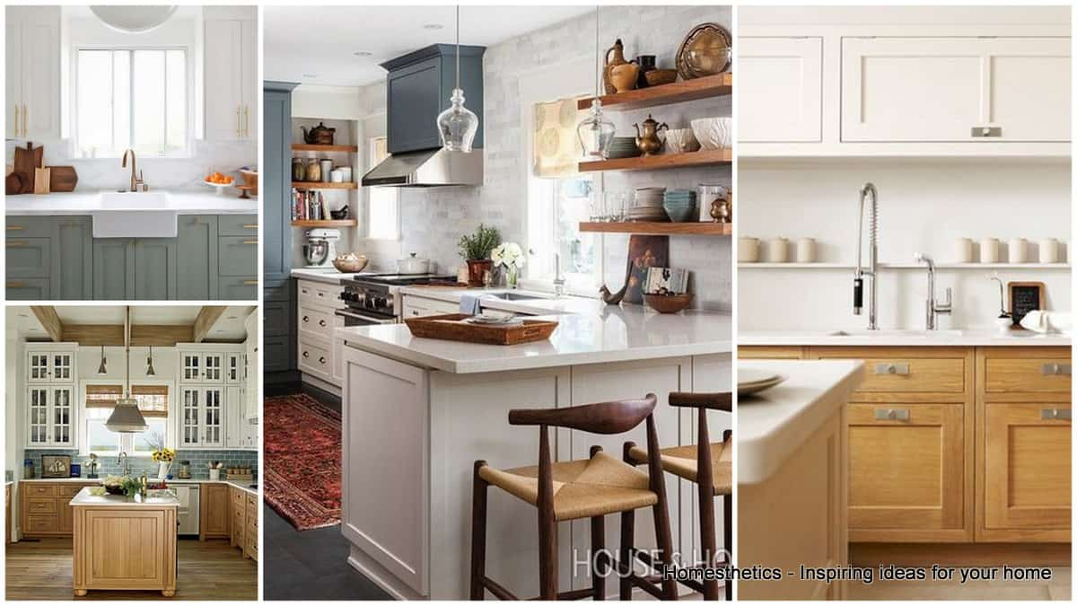 Revamp Your Kitchen With These Gorgeous Two Tone Kitchen