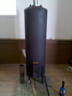 Ecozoom Rocket Stove A Sturdy Multi Fuel Stove That S Small Enough To Keep On